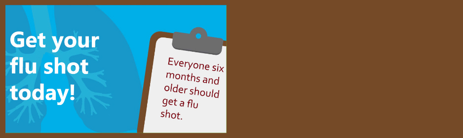 Don't Delay-Get Your Flu Shot Now!