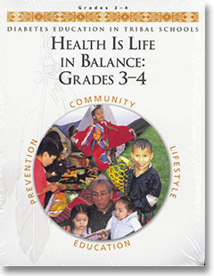 Thumbnail image of DETS Curriculum: Health Is Life in Balance (Grades 3-4)