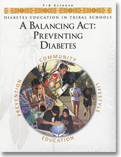 Thumbnail image of DETS Curriculum: A Balancing Act: Preventing Diabetes (Grades 7-8, Science)