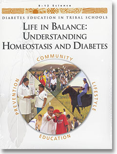 Thumbnail image of DETS Curriculum: Life in Balance: Understanding Homeostasis and Diabetes (Grades 9-12, Science)