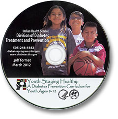 Thumbnail image of Youth Staying Healthy: A Diabetes Prevention Curriculum for Youth ages 8-12