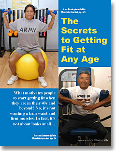 The Secrets to Getting Fit at Any Age