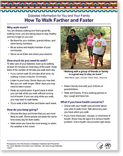 How To Walk Farther and Faster