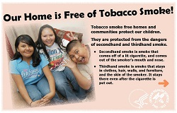 Tobacco Free Youth Information Card