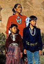 picture of Navajo people
