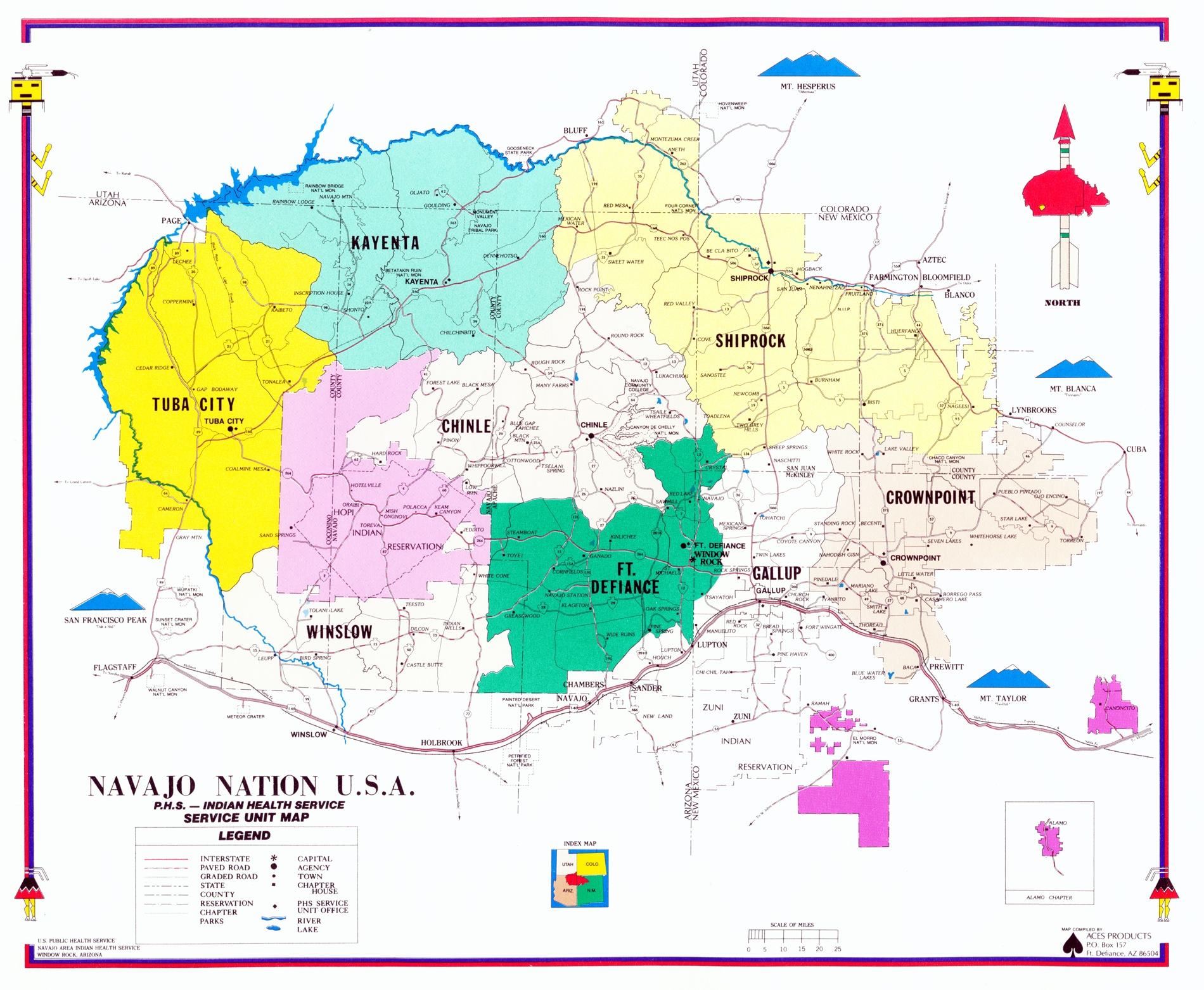 Navajo Area | Indian Health Service (IHS) on