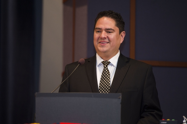 Opening Ceremony - Ben Smith, Emcee, Director Office of Tribal Self-Governance