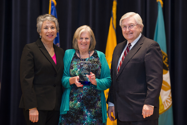 Special Recognition: Federal Partnership Award - Cynthia Gillaspie (Billings Area)