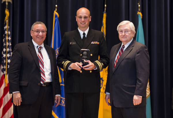 Special Recognition: Ebola Response Team - LCDR Michael Termont (Bemidji Area)