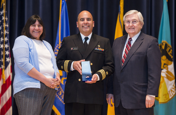 IHS Director's Award - CDR Rives (Headquarters)