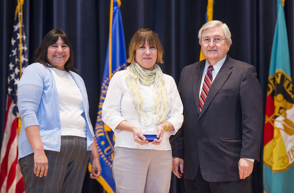 IHS Director's Award - Denise Turk (Headquarters)