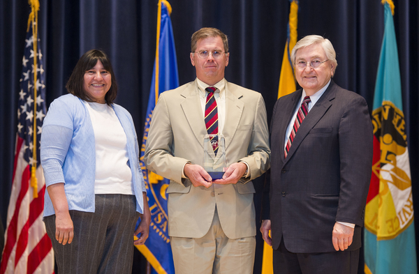 IHS Director's Award - Don Lobeda (Headquarters)