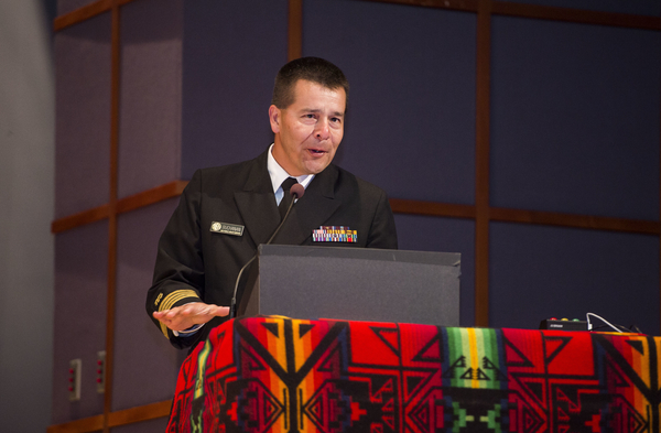 Speaker - CAPT Chris Buchanan, Director Office of Direct Services and Contracting Tribes