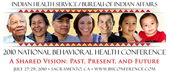 2010 National Behavioral Health Conference picture of diversified people from young to old