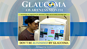 IHS Glaucoma Awareness Month