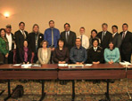Thumbnail - clicking will open full size image - Contract Support Costs Workgroup meeting, January 2015