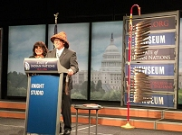 Thumbnail - clicking will open full size image - NCAI 13th Annual State of Indian Nations Address in Washington, DC, January 2015