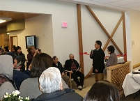 Thumbnail - clicking will open full size image - Copper River Native Association Health Facility Grand Opening