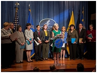 Thumbnail - clicking will open full size image - HHS FY 2014 Budget Rollout