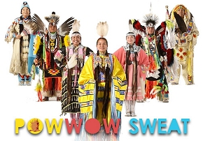 Pow Wow Sweat is a series of workout videos that promote fitness through traditional dance as exercise.