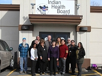 Thumbnail - clicking will open full size image - Urban Indian Health Programs Meeting in Billings, MT