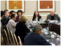 Thumbnail - clicking will open full size image - IHS Tribal Self Governance Advisory Committee Quarterly Meeting