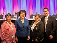 Thumbnail - clicking will open full size image - 2013 Annual Tribal Self Governance Consultation Conference plenary session