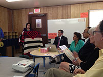 Thumbnail - clicking will open full size image - Secretary Sebelius visit to Navajo Nation
