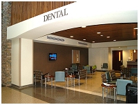 Thumbnail - clicking will open full size image - Dental department in Little Axe Health Clinic