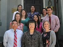 Thumbnail - clicking will open full size image - NCAI Native Graduate Health Fellowship Meeting, July 2013