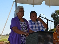 Thumbnail - clicking will open full size image - Northern California Youth Regional Treatment Center Land Dedication, July 2013