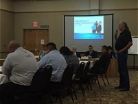 Thumbnail - clicking will open full size image - Tribal Leaders and IHS discussed high priority topics for Tribes.