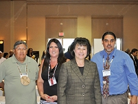 Thumbnail - clicking will open full size image - California Indian Health Conference in Sacramento, CA