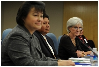 Thumbnail - clicking will open full size image - HHS Secretary's Tribal Advisory Committee Meeting
