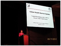 Thumbnail - clicking will open full size image - National Indian Council on Aging Conference