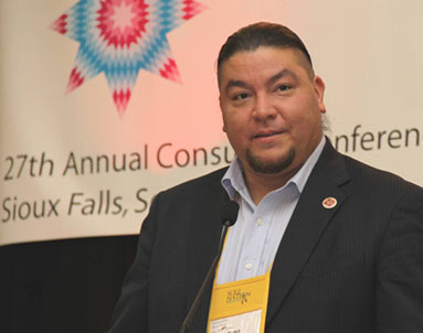 Reno Franklin, Chair, National Indian Health Board