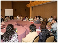 Thumbnail - clicking will open full size image - Tribal Delegation Meeting with California Area Tribes