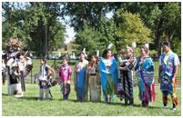 Thumbnail - clicking will open full size image - Native Dancers