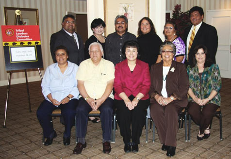 Tribal Leaders Diabetes Committee