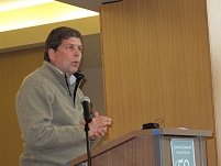 Thumbnail - clicking will open full size image - Senator Mark Begich, Alaska