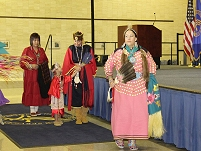 Thumbnail - clicking will open full size image - National Native American Heritage Month Event, November 2013