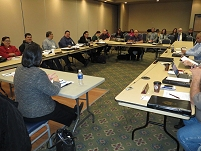 Thumbnail - clicking will open full size image - Great Plains Tribal Chairman's Health Board, December 2013 in Aberdeen, SD