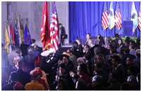 Thumbnail - clicking will open full size image - Color Guard (NCAI photo)