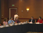 Thumbnail - clicking will open full size image - Portland Area IHS Tribal Listening Session, August 2014
