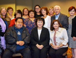 Thumbnail - clicking will open full size image - IHS Tribal Leaders Diabetes Committee Meeting, September 2014