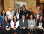 Thumbnail - clicking will open full size image - NCUIH Leadership Conference, November 2014