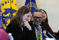 Thumbnail - clicking will open full size image - Secretary's Tribal Advisory Committee Meeting, December 2014