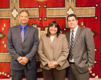 Thumbnail - clicking will open full size image - Wilton Rancheria delegation, December 2014