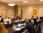 Thumbnail - clicking will open full size image - IHS Tribal Self-Governance Advisory Committee quarterly meeting, October 2014