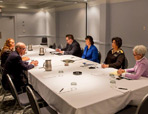 Thumbnail - clicking will open full size image - Urban Delegation Meetings, 2014